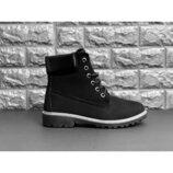 Зимние мужские ботинки timberland распродажа последних размеров -70%