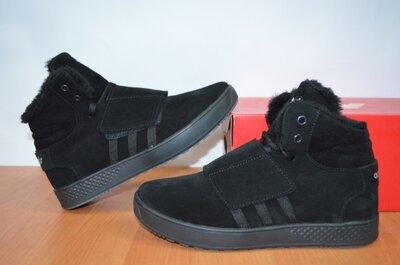 Зимние кроссовки Adidas .