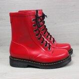 Резиновые ботинки Dr. Martens drench оригинал, размер 35