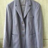 Пиджак 54-56 шерсть
