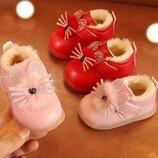 Новиночки Детские ботиночки, размеры 15- 19