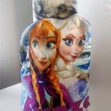 Frozen детская шапка для девочки Холодное сердце