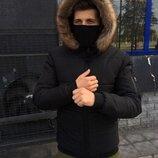 Зимняя куртка LC - Pilot черный