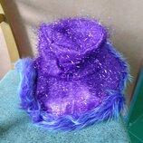 Фиолетовая шляпа