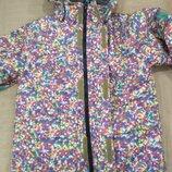 9-11 л.Продам новую,фирменную Burton,красивенную мембранную термокуртку.
