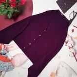 Пончо 100% кашемир, цвет фиолетовый, производитель Непал, ручная работа