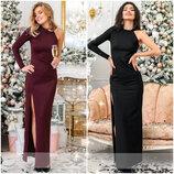 Вечернее нарядное платье на Новый год много моделей