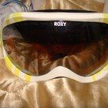 маска лыжная Roxy очки оригинал Италия Uvex Alpina