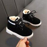 Новиночки Детские ботиночки зима, размеры 21- 30