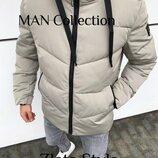 Модель 7201. Куртка Стильная, модная и Очень Теплая Ткань - Плащевка Аляска Синтепон 300