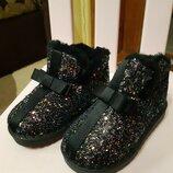Зимние ботинки - угги