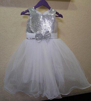 Нарядные бальные платья для девочки 4-5 лет
