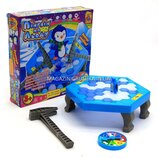 Настольная игра Fun Game «Пингвин на льду» Пінгвін на льоду 7326