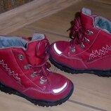 Superfit gore tex зимние термо ботинки 24 р