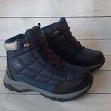 Зимние ботинки для мальчика, код 828