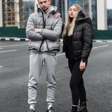 Куртка зимняя PUNCH - Puff, Grey серая унисекс