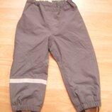 Термоштаны, штаны, лыжник, H&M , 1,5 - 2 года, 92 см рост