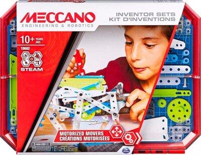 Конструктор Meccano 120 деталей 6047099