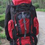 Туристический рюкзак 80 L Asinaidi red