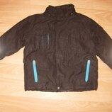 Мембранная куртка, куртка зимняя, лыжник, Atrium на 5-6 лет, 116 рост