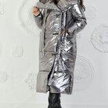 Новиночки Классная куртка зима, размеры 50- 56