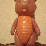 Кукла Ссср пластик на резинках 26 см