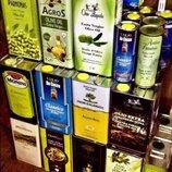Греческое Оливковое Масло 5 Литров Италия 5 л Extra Vergine Европейское качество продуктов высшего