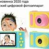 Детский цыфровой фотоаппарат