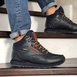 кроссовки зимние Reebok ботинки мужские