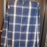 мужская рубашка D555 в идеальном состоянии L