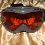 маска Briko лыжная очки оригинал Alpina Uvex