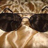 очки солнцезащитные авиатор под оригинал Ray-Ban