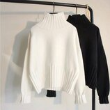 Мягкий свитер 42 - 48 две расцветки