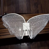 Карнавальный костюм Крылья Ангелочка Крылья Снежинки Бабочки для девочки