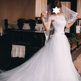 Свадебное платье Laura Style, р.XS 40-42