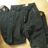 Штаны, джинсы, лосины утепленные