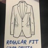 Пиджак классика на крупного мужчину
