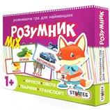 Игра «Маленький розумник, MIX» укр. 30300