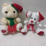 Куклы игрушки новогодние