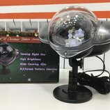 Уличный лазерный проектор Снегопад WL-808