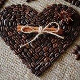 Кофейная картина. Панно