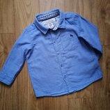 Рубашка H&M на 12-18 мес, 1-1,5 года
