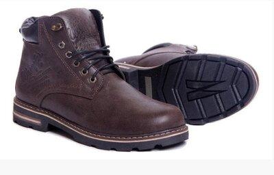 Ботинки зимние мужские Wrangel