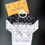 Стильный мужской свитшот Louis Vuitton S-XL