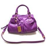 Кожаная сумка marc by marc jacobs