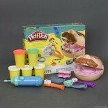 Набор для лепки Мистер Зубастик с бормашинкой Play-Doh