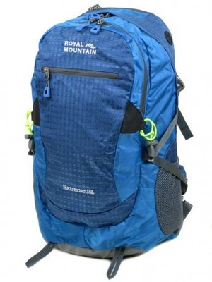 Рюкзак Туристический нейлон Royal Mountain 4096 blue