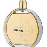 Женская парфюмированная вода Chanel Chance 100 мл Оаэ тестер без крышечки