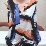 Блуза F&F с замочком на спине, размер 16/44