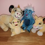 Иягкие игрушки из мультфильма Король лев..Дисней Disney